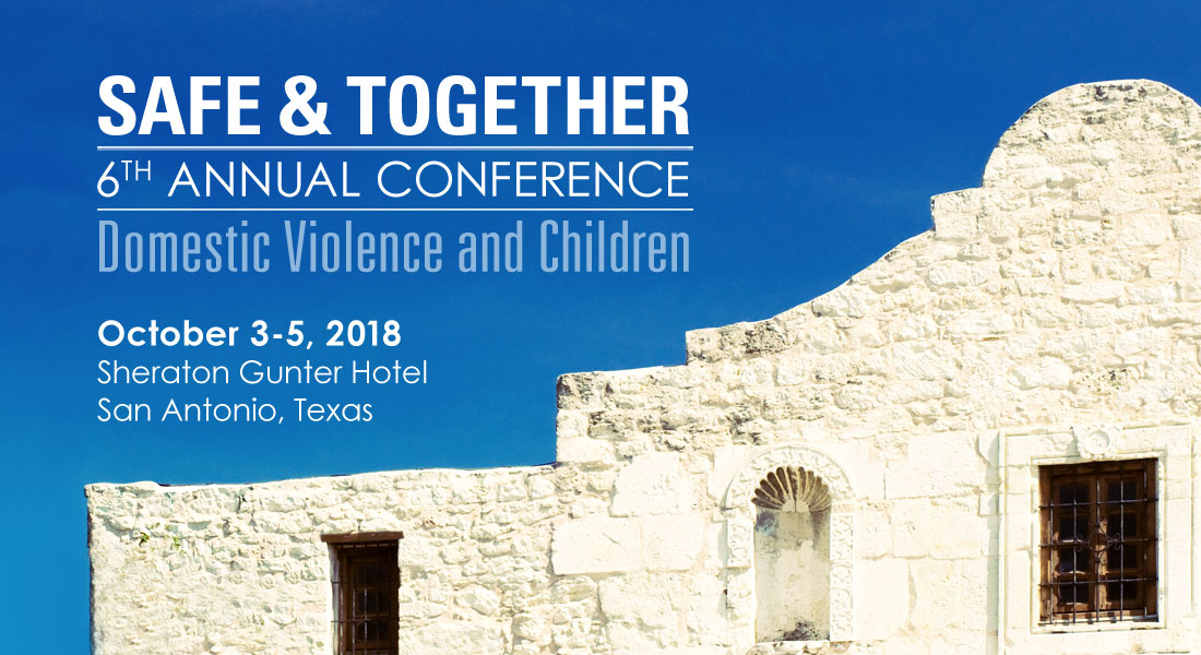Registration is Open for the 6th Annual Safe & Together Conference!