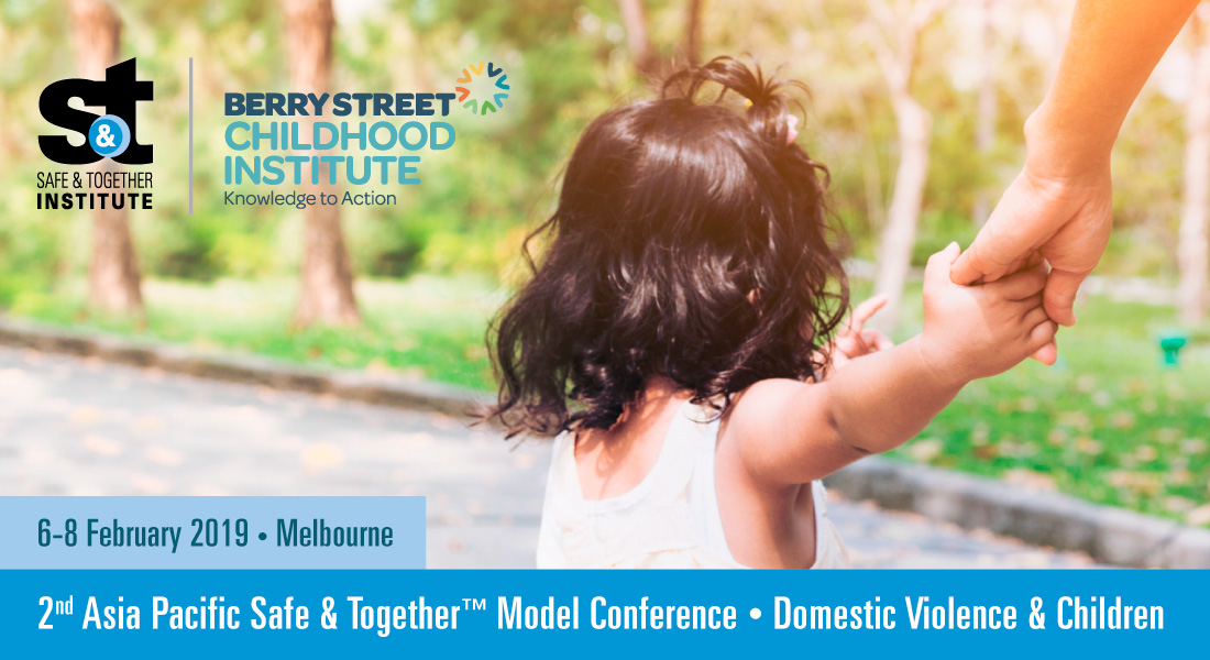 2019 Annual Asia Pacific Safe & Together Model Conference